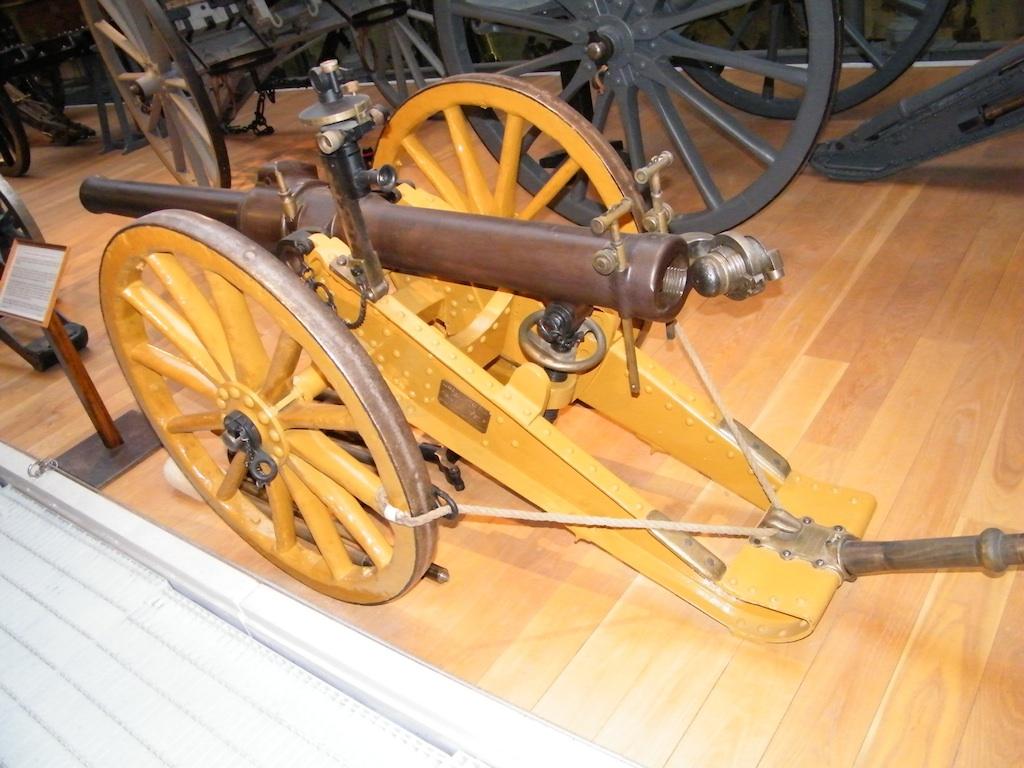 10 Pounder Mountain Gun