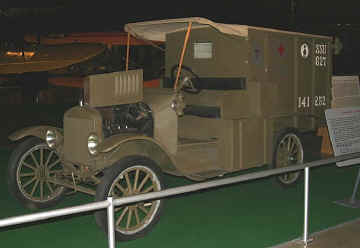 Ford Model T Ambulance 1
