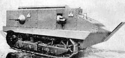 Holt 15-ton Tractor 18