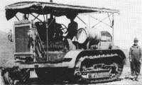 Holt 15-ton Tractor 4
