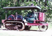 Holt 15-ton Tractor 6