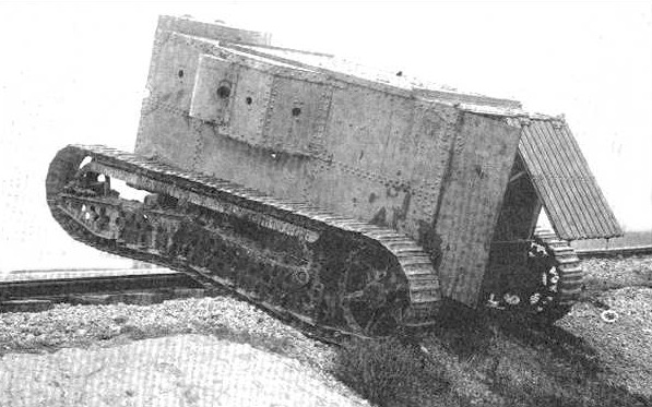 Holt Gas Electric Tank