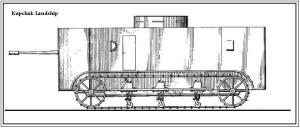Landship Designs 5